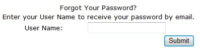 Retrieve Password